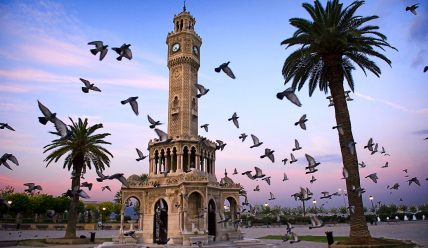 Измерим İzmir'im!