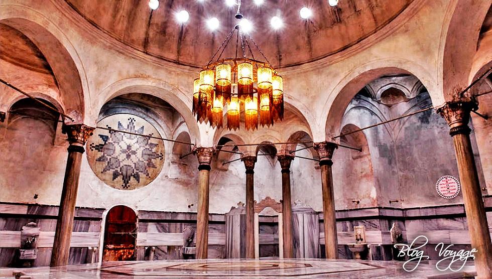 Турецкая баня, хамам