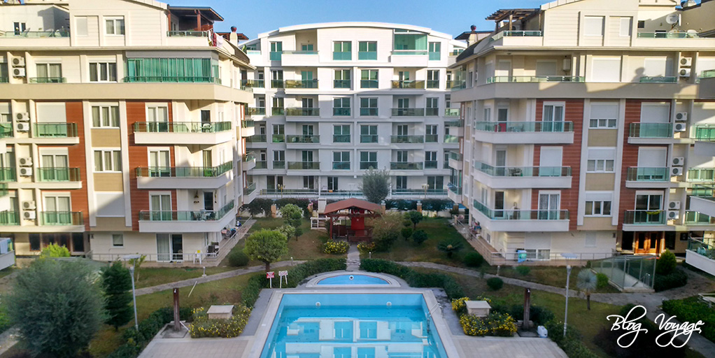 Аренда недвижимости в Турции