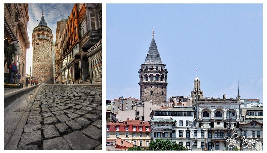 Интересное в Стамбуле - Галатская башня