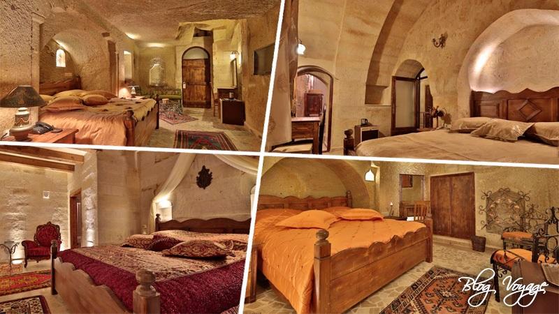 Отель в Каппадокии Maccan Cave Hotel