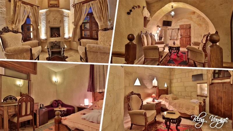 Maccan Cave Hotel - отель в Каппадокии