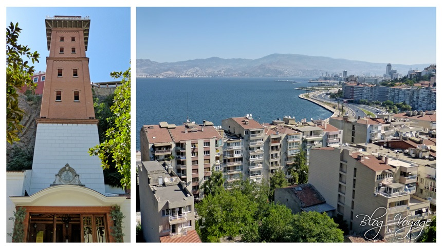 Асансёр, Измир
