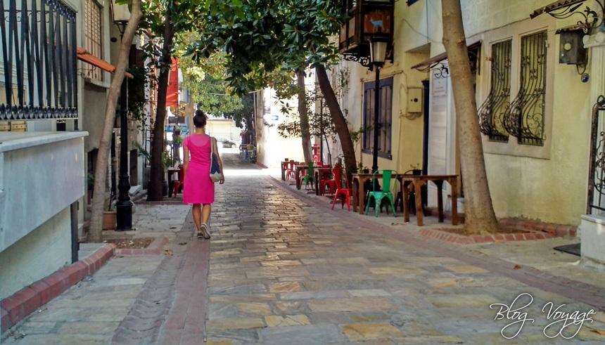 Улица Дарио Морено