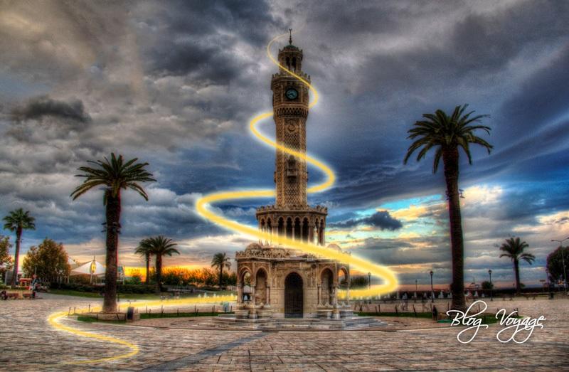 Измерим Izmir'im - Достопримечательности Измира