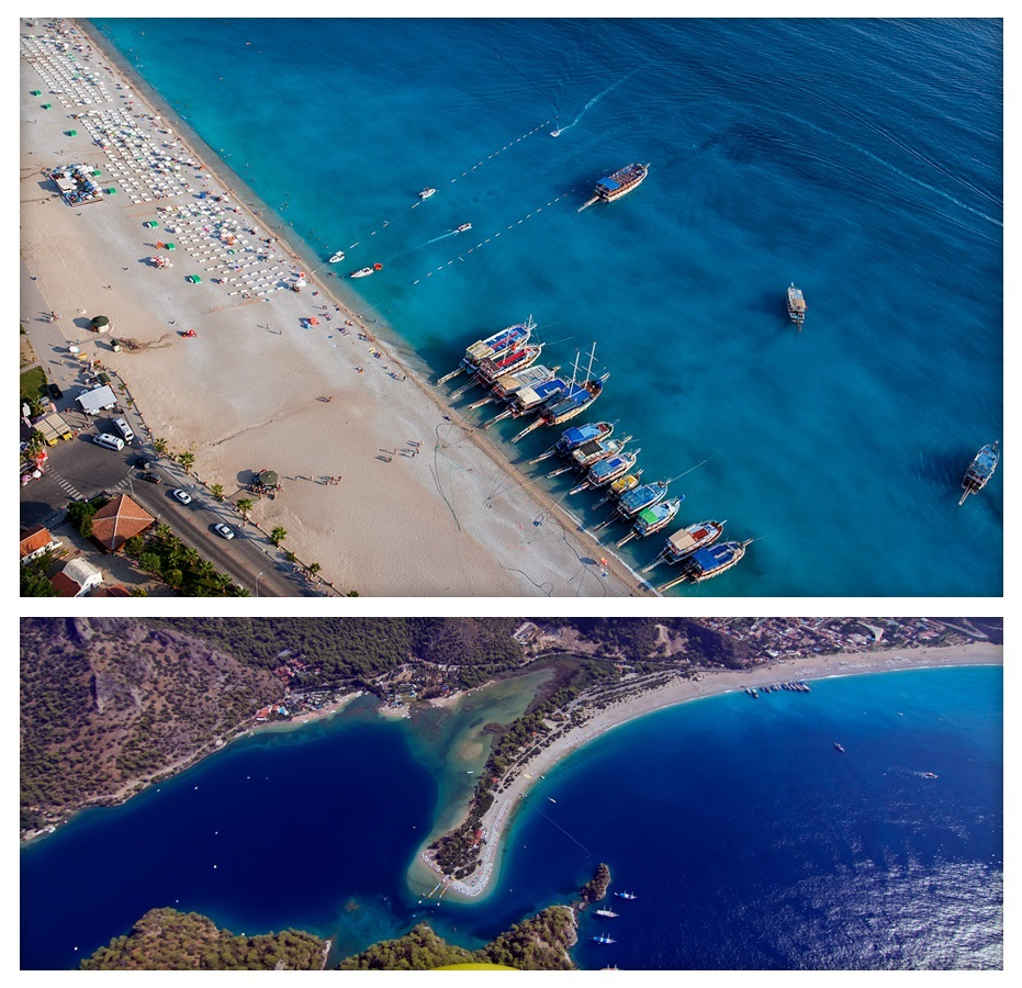 Самые красивые места в Турции - Олюдениз