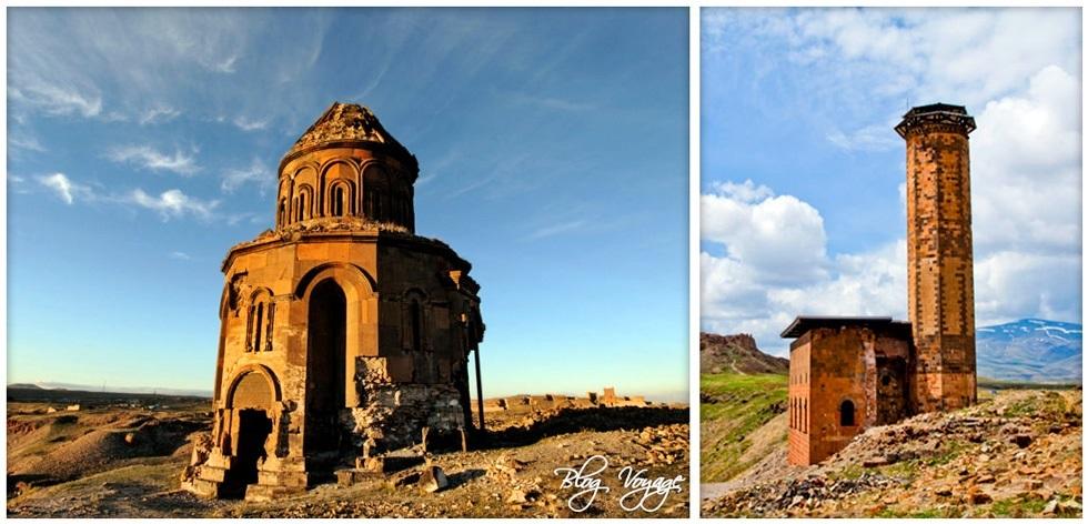 Исторический город Ани - интересное место в Турции