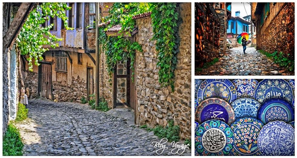 Часть Всемирного наследия - Бурса и Джумалыкызык