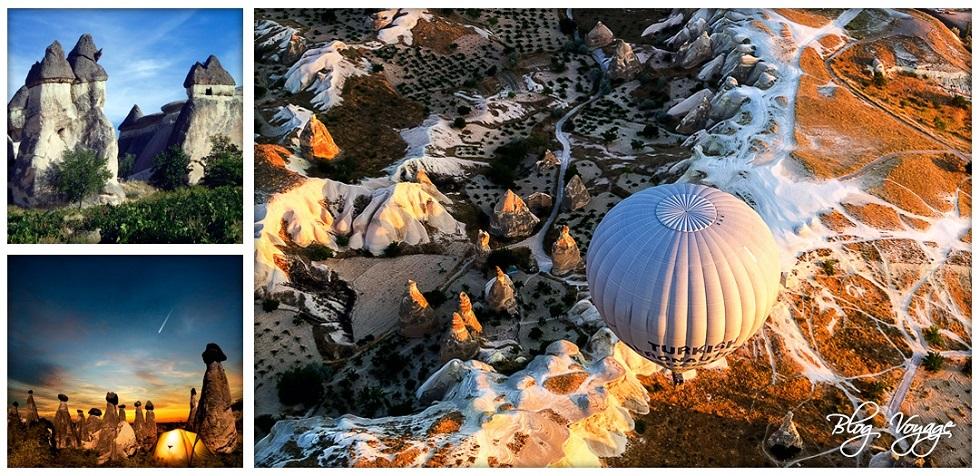 Каппадокия - объект Всемирного наследия ЮНЕСКО