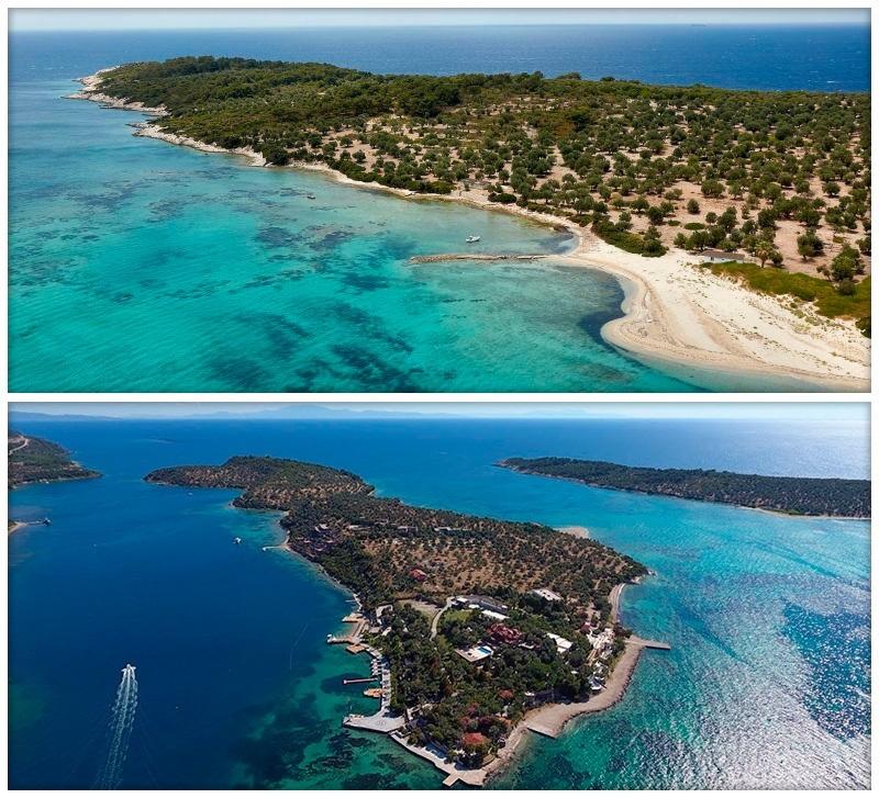 Пляжи с Голубым флагом в Дикили (Измир)