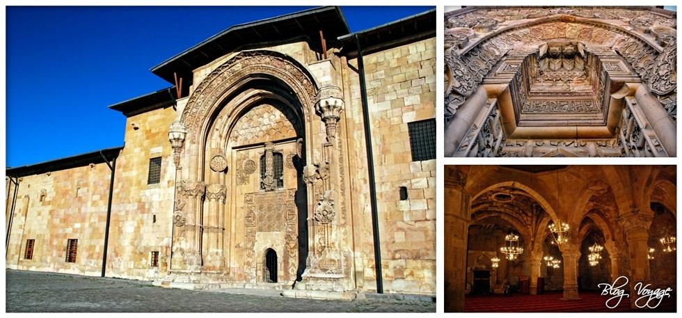 Достопримечательность Турции - мечеть Дивриги