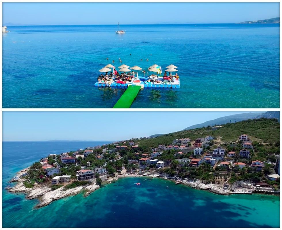 Где в Карабуруне (провинция Измир) пляжи с Голубым флагом
