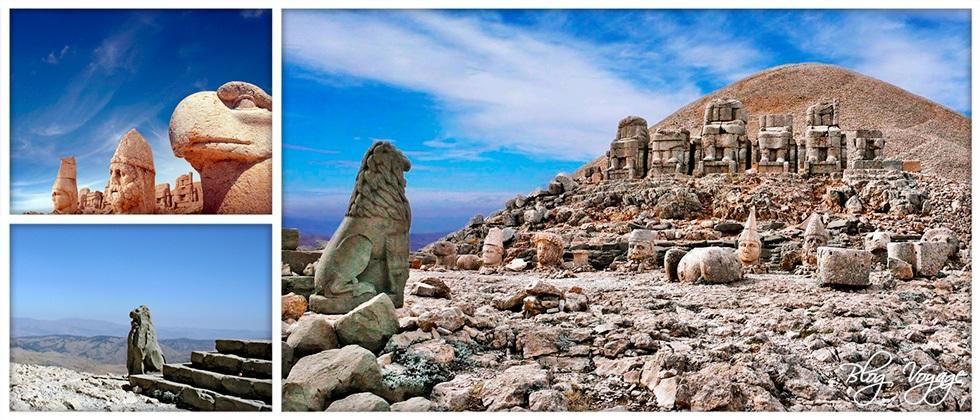 Немрут Даг - объект Всемирного наследия ЮНЕСКО
