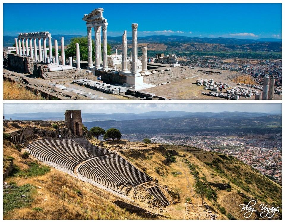 Пергам - Всемирное наследие ЮНЕСКО в Турции