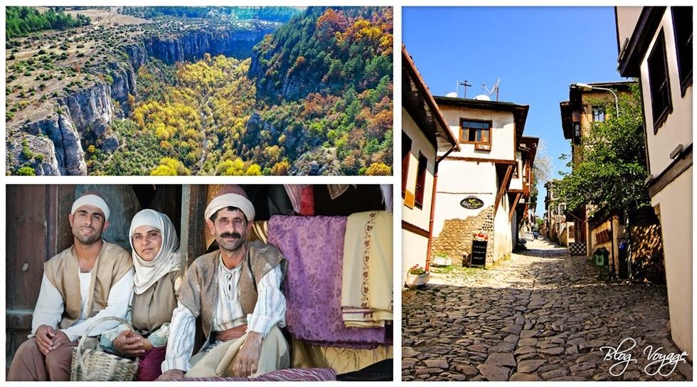 Достопримечательность Турции - Сафранболу