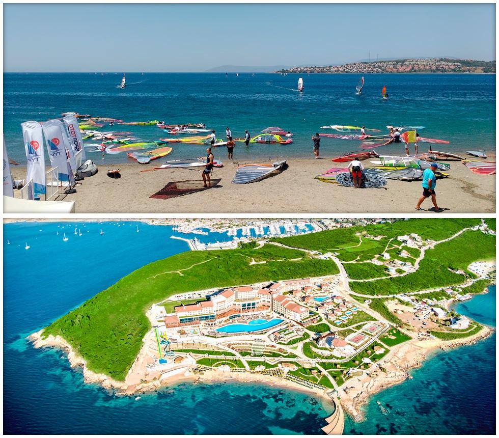 Где в Сеферихисаре (провинция Измир) пляжи с Голубым флагом
