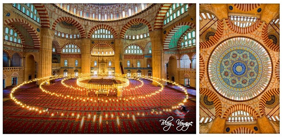 Всемирное наследие ЮНЕСКО - мечеть Селимие