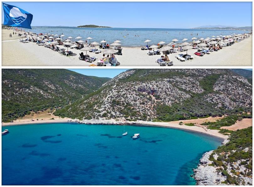 Урла (Измир) - пляжи с Голубым флагом