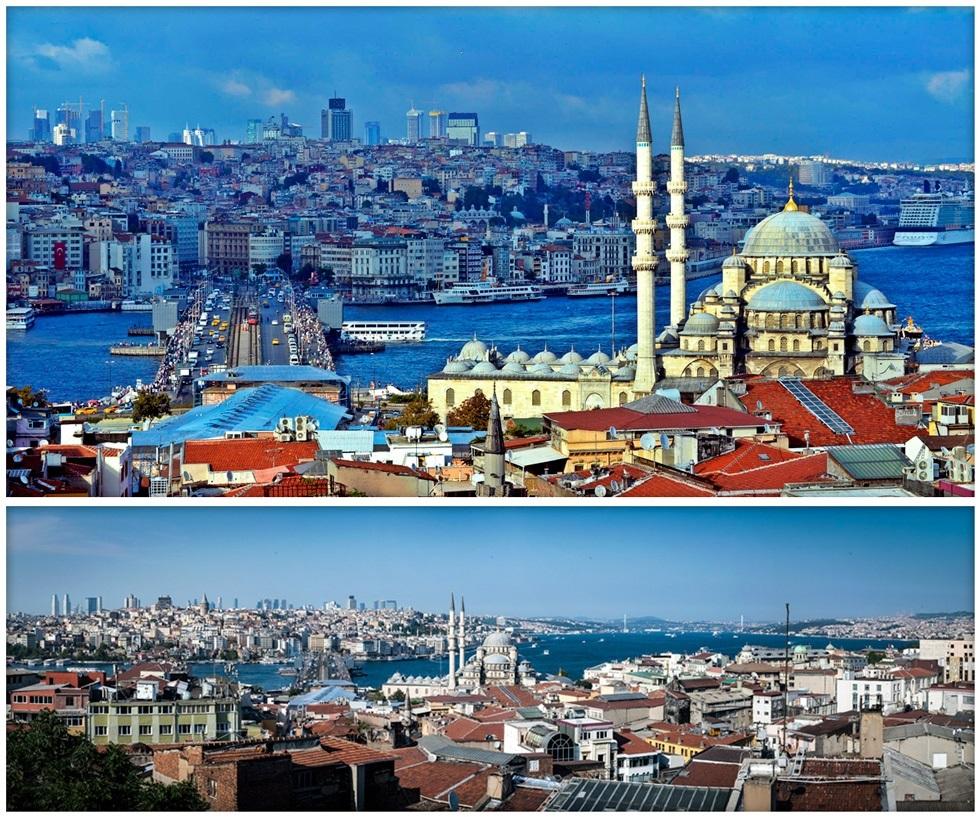 Лучшие смотровые площадки Стамбула - Бюйюк Валиде Хан
