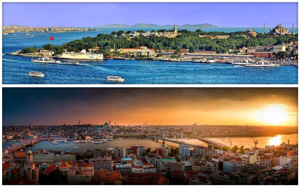 Места в Стамбуле с красивым видом - Галатская башня
