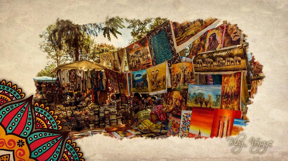 Что привезти из Кении