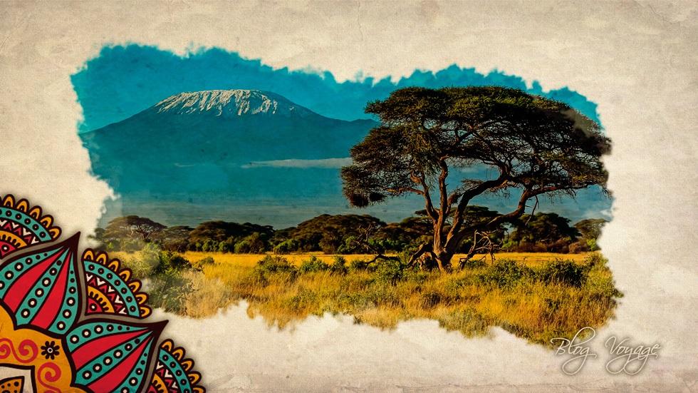 Что посмотреть в Кении - вулкан Кения