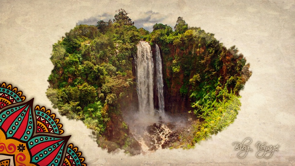 Отдых в Кении на водопадах