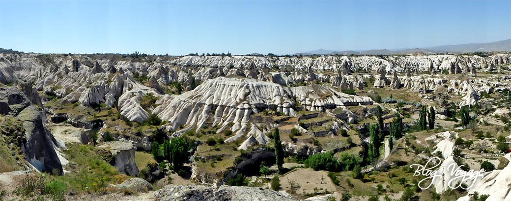 Туры в Каппадокию, вид на долину Гереме