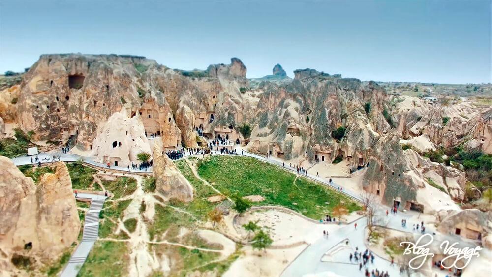 Музей под открытым небом Гёреме в Каппадокии