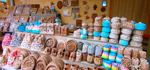 Что привезти из Каппадокии как сувенир