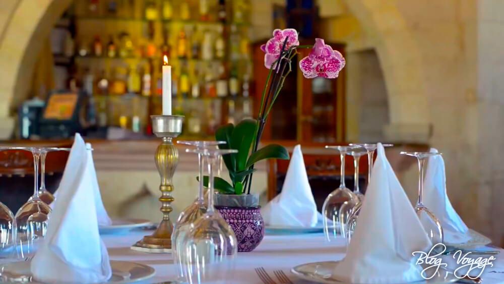 Ресторан Lil'a в Каппадокии