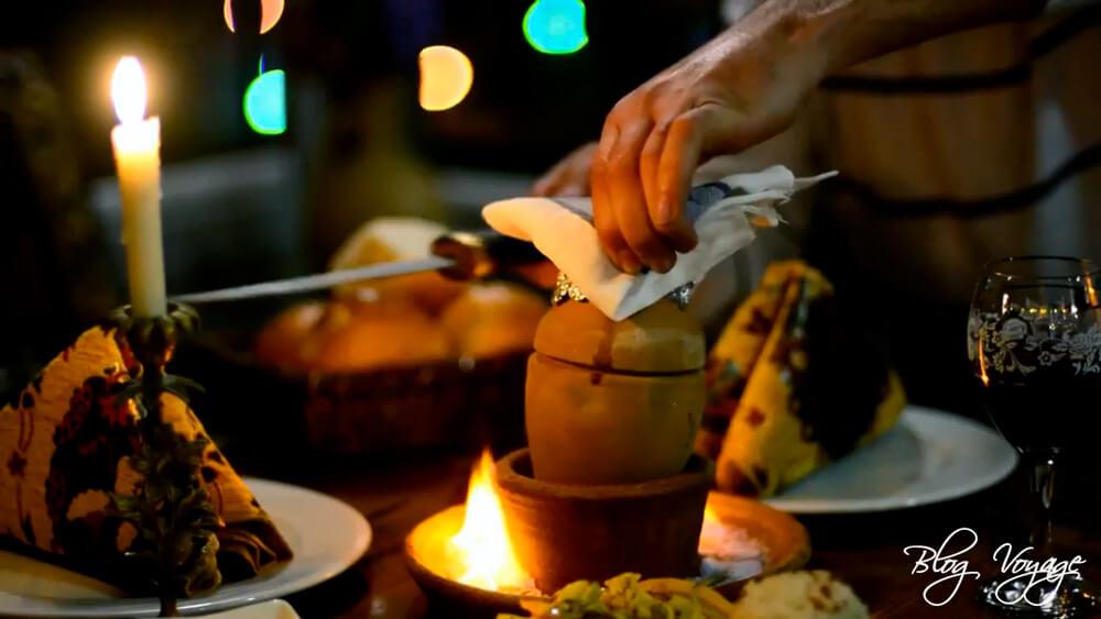 Рестораны в Каппадокии, где поесть тести кебаб