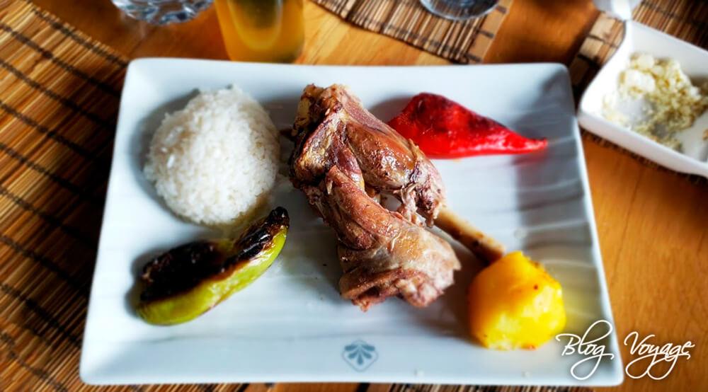 Ресторан Seyyah Han в Аваносе