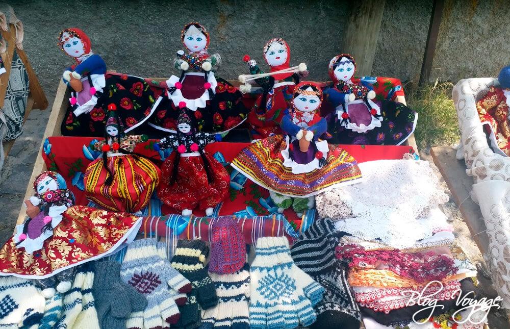 Тряпичные куклы из деревни Соганлы, Каппадокия