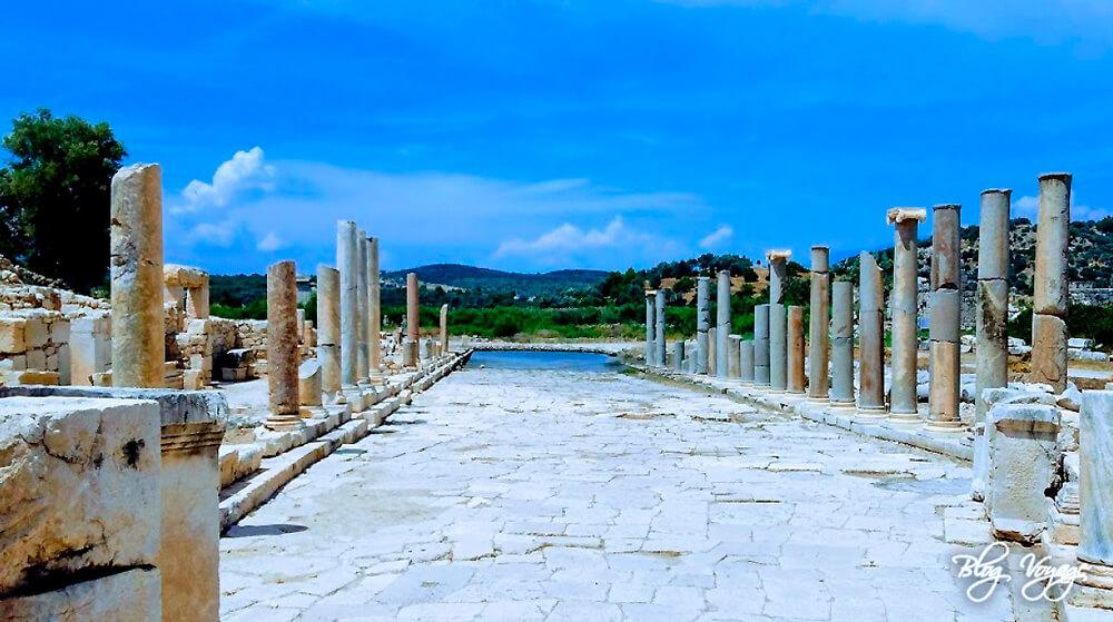 Руины древнего города Патара, Анталия