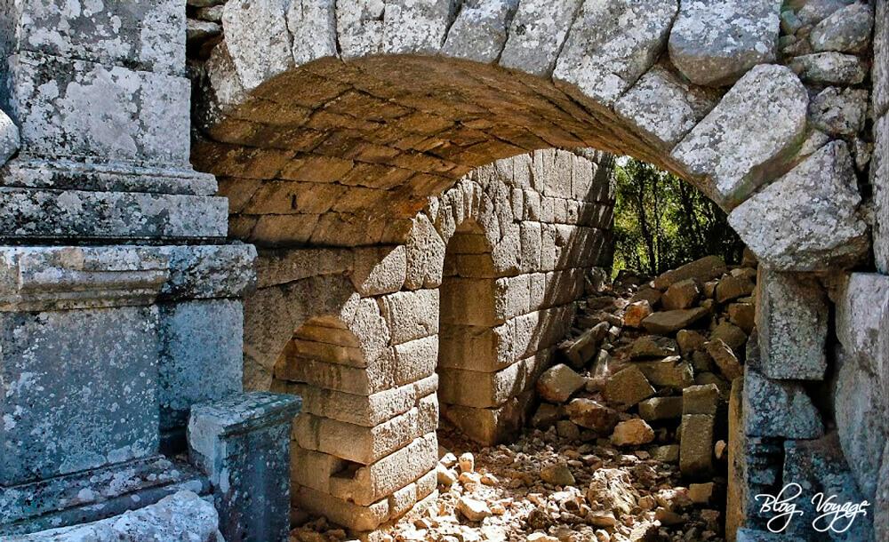 Что посмотреть в Анталии - Античный город Термессос