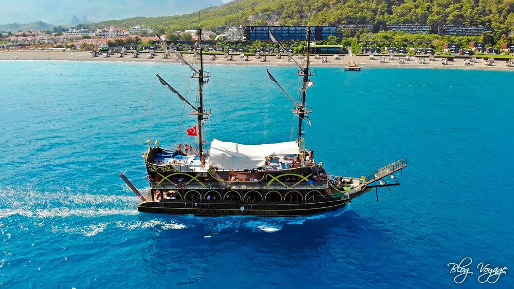 Курорт Кемер, Анталия, Турция