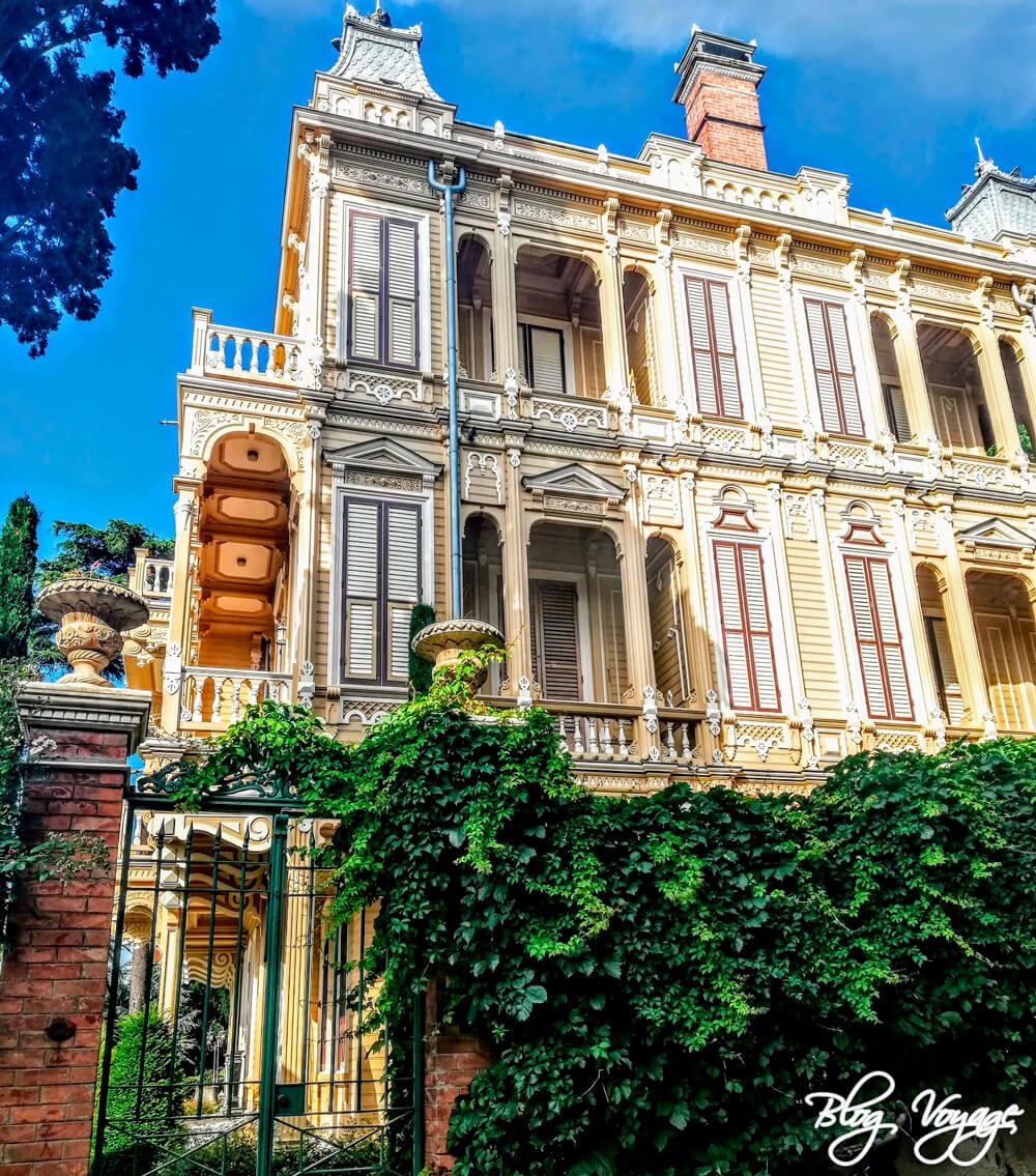 Красивые исторические особняки, Принцевы острова