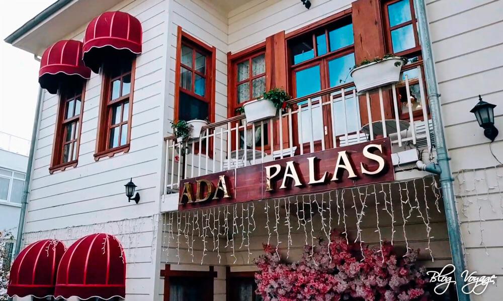 Ada Palas Boutique Hotel Büyükada